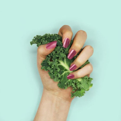 Raww Kale'd It Nail Lacquer Plummed Out Certified Organic