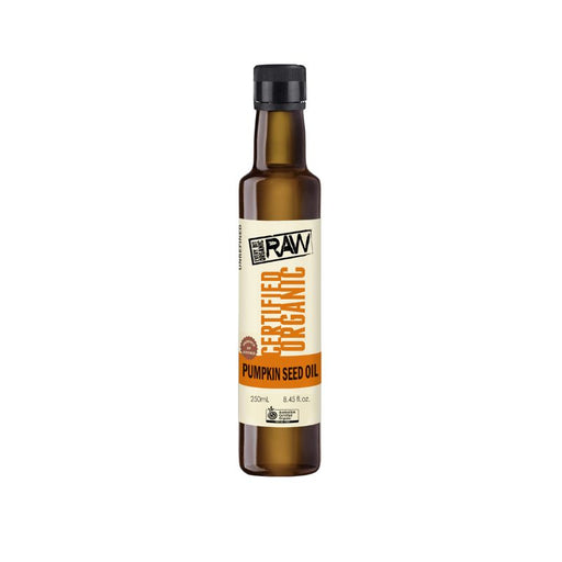 Pumpkin Seed Oil Certified Organic 250ml