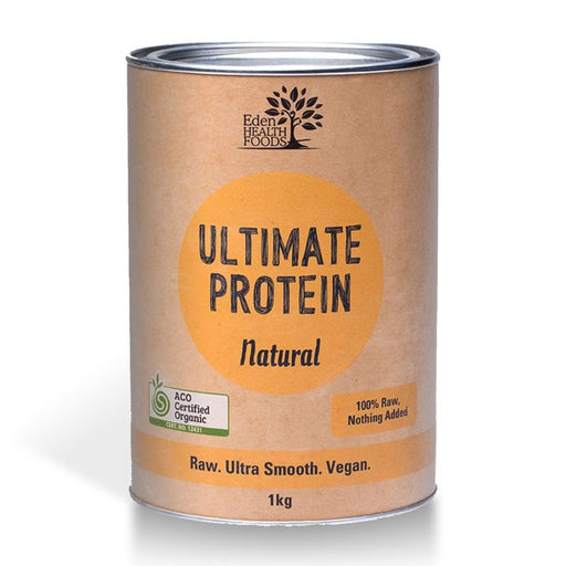 Ultimate Protein Natural 1kg Certified Organic