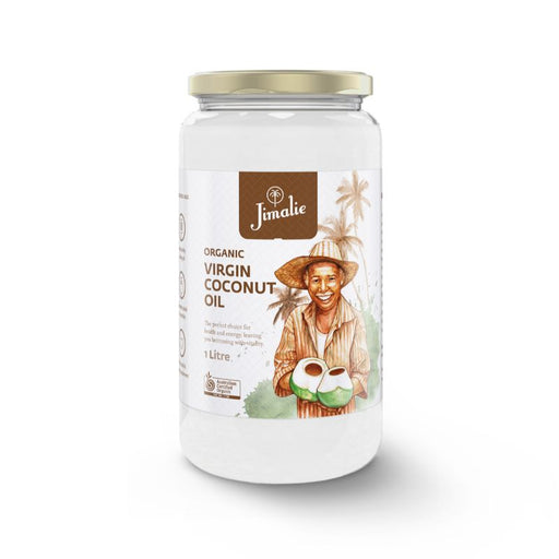 Jimalie Virgin Coconut Oil Certified Organic