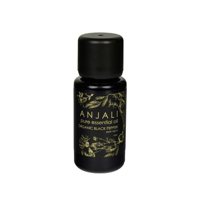 Black Pepper - Pure Organic 15ml