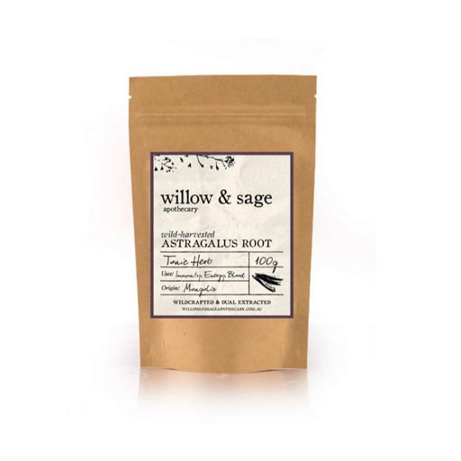 Willow & Sage Astragalus Root 50g