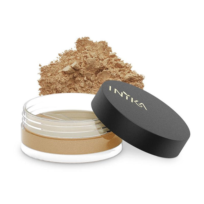 Inika Loose Mineral Bronzer Sunlight Certified Organic