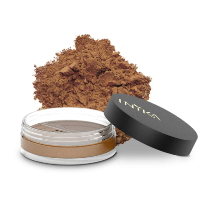 Inika Loose Mineral Foundation SPF25 Confidence Certified Organic