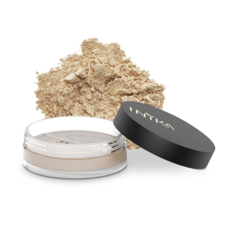 Inika Loose Mineral Foundation SPF25 Grace Certified Organic