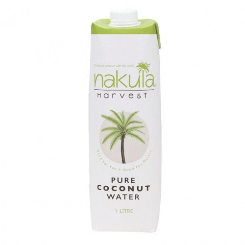 Nakula Harvest Pure Coconut Water Certified Organic