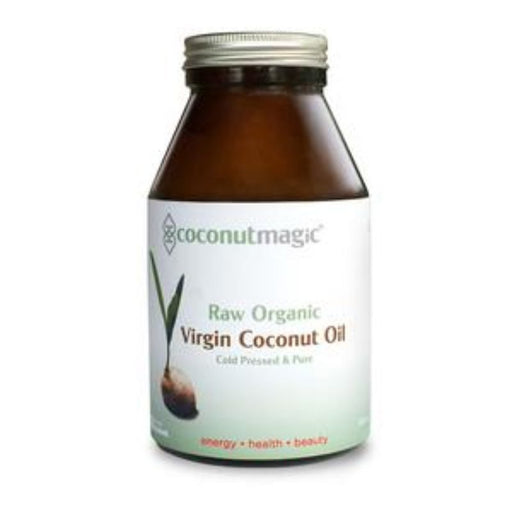 Coconut Magic Virgin Coconut Oil Cold Pressed & Pure