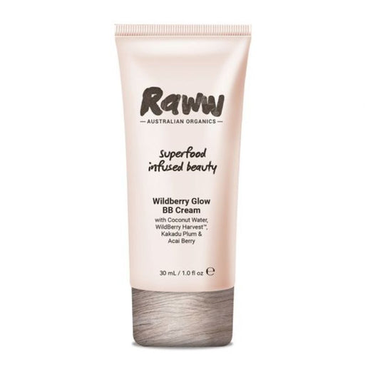 Raww Wildberry Glow BB Cream Certified Organic