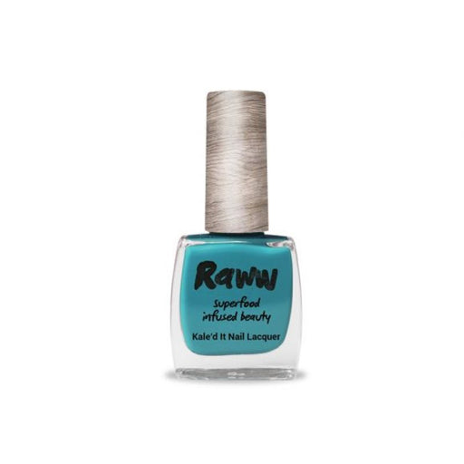 Raww Kale'd It Nail Lacquer All Kale the Queen Certified Organic