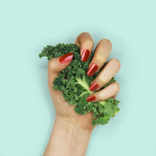 Raww Kale'd It Nail Lacquer Love Me Tomato Certified Organic