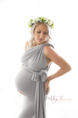 Christie - Fishtail Skirt Multiway Maternity Gown