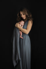 Kelly - Non Sheer Maternity Gown