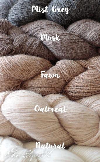 Galler Yarns Prime Alpaca - DK weight - 330 yard Skeins