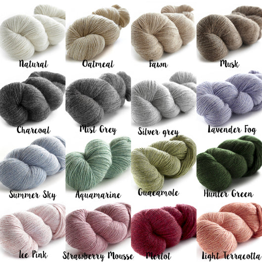 Galler Yarns Prime Alpaca - Mini Balls