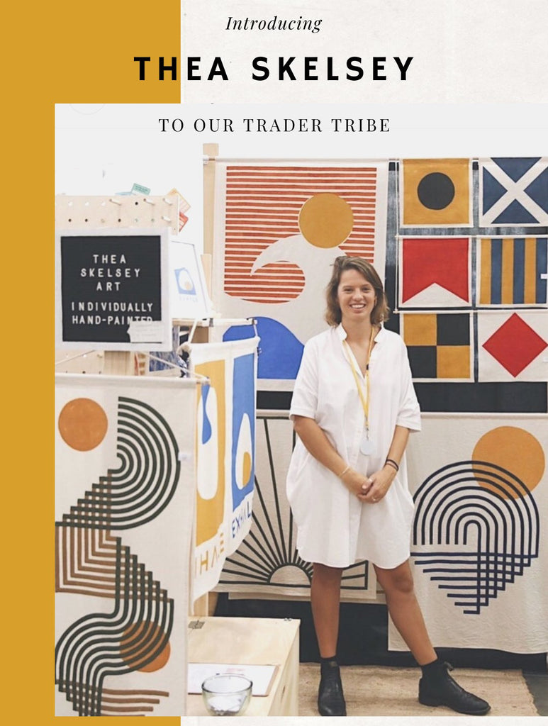 Trader Tribe ~ Thea Skelsey