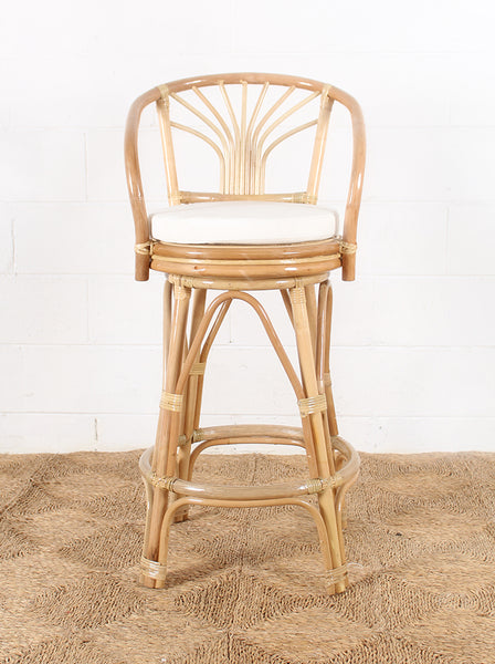 Cascade Rattan Bar Stool | Pre Order (Late Jan)