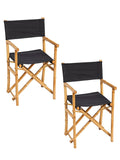 Sahnish Bamboo Directors chair