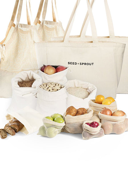 Seed + Sprout Farmers Market Shopping Bundle