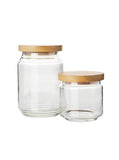 Seed + Sprout Pantry Jar Set
