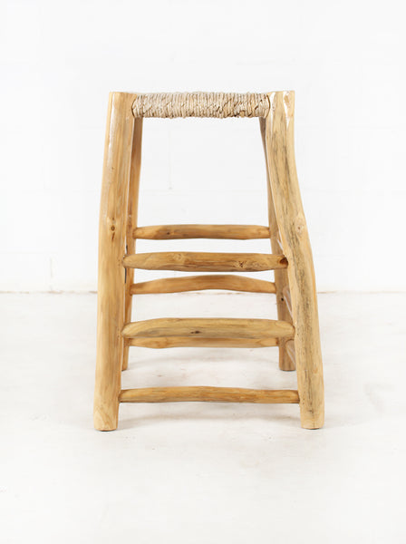 Drift Woven Counter Stool