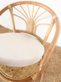 Cascade Rattan Bar Stool