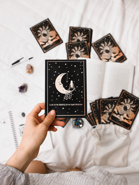 DreamyMoons Affirmation Card Deck