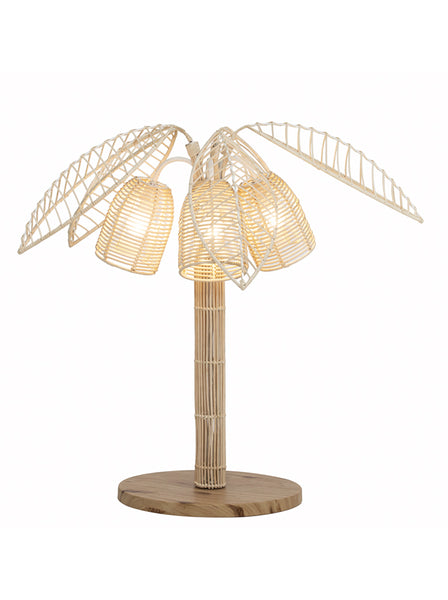 Palmilla Natural Table Lamp