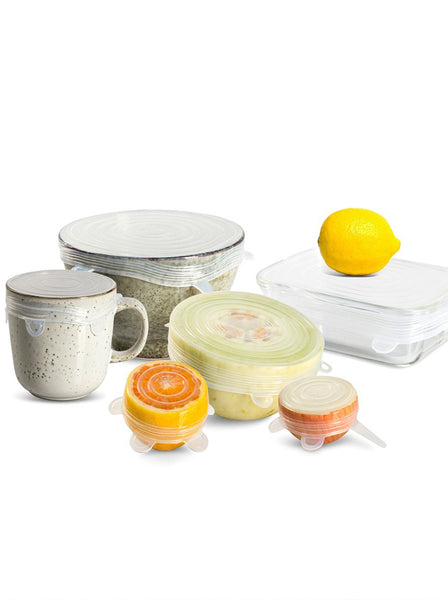 Seed & Sprout Reusable Stretch Lid Set