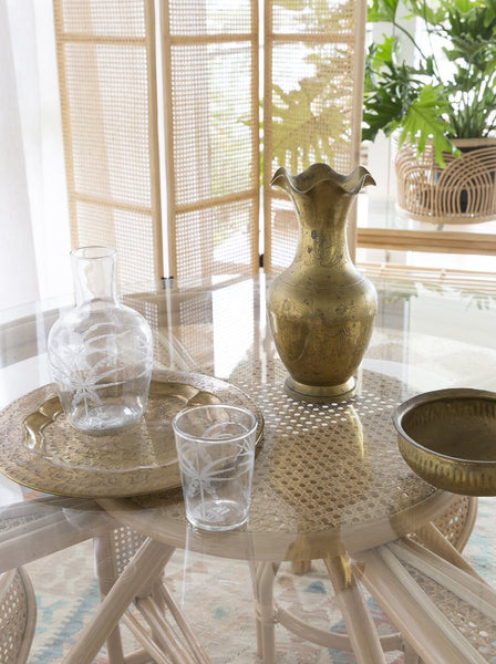Kasbah Coffee Table Set
