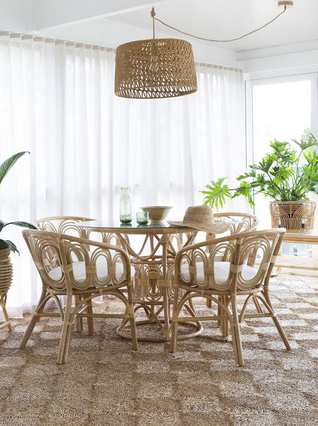 Tropicana Dining Table Set