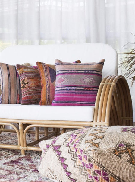 Kilim Cushions - Turkish