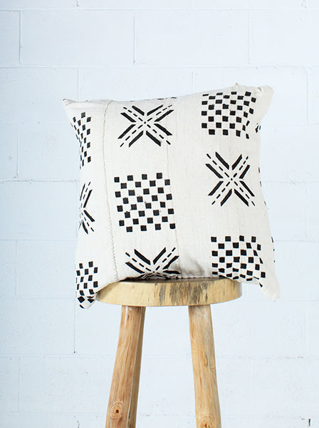 Moroccan Mud Cloth Cushions
