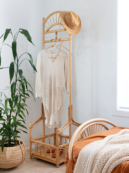 Sunshine Clothes Rack