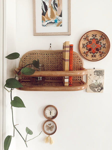 Maeve Single Wall Shelf