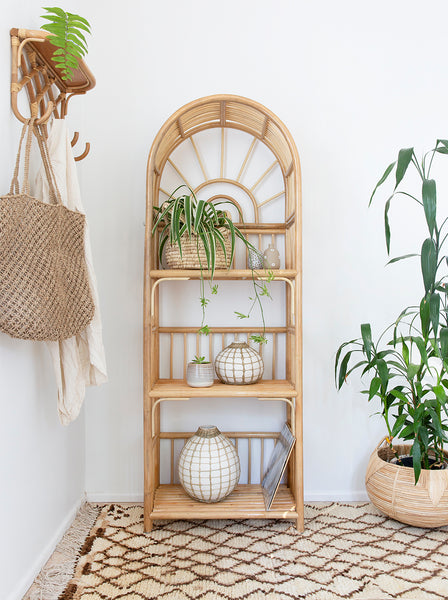 Sunshine bookshelf