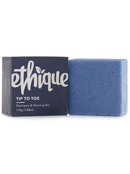 Ethique Tip-to-Toe Shampoo & Shaving Bar