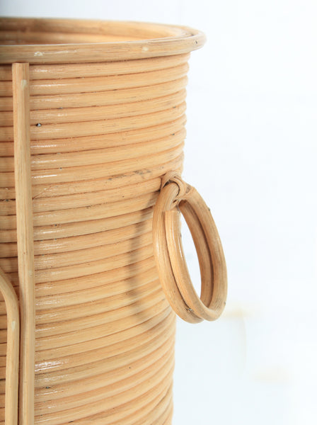 Ethereal 'Coil' umbrella basket/Vase
