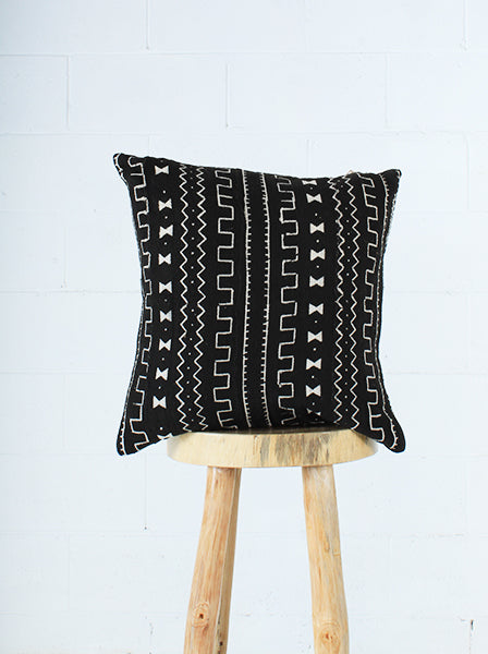 African Mud Cloth Cushions