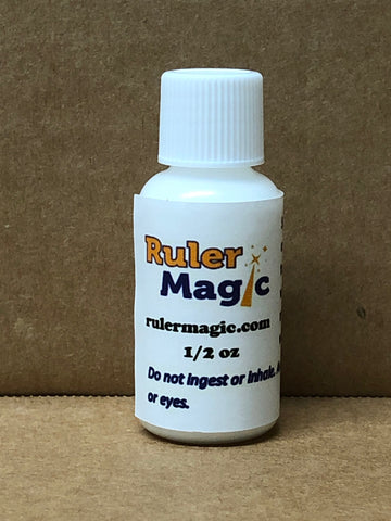 Ruler Magic 1/2 oz