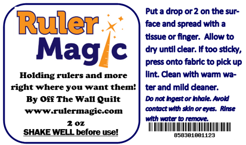 Ruler Magic 2 oz