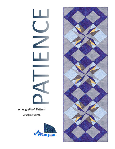 Patience AnglePlay® Pattern