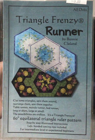Pattern: Triangle Frenzy Runner