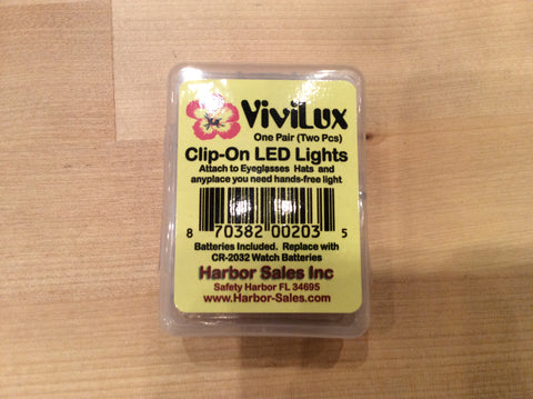 Vivilux clip on LED