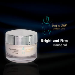 Bright and Firm Mineral, Firming Mask, Mineral-Rich Mask, Purifying Mask, Fruit Extract Facial Mask, Rejuvenating Face Mask, Beauty Mask