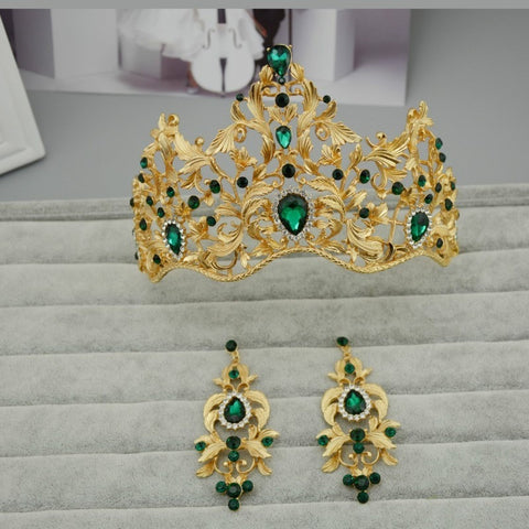 Crowns for hair accessories