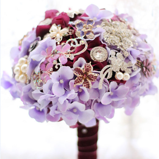 Bouquet  Flowers custom made# 0034