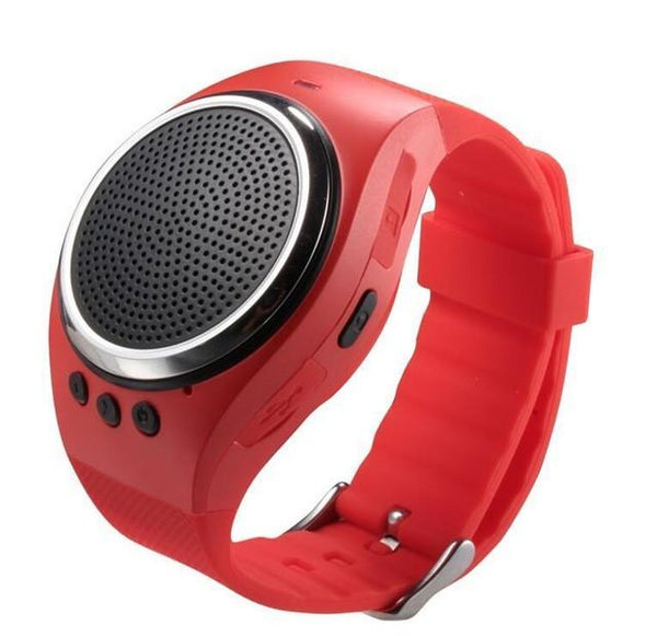 WRIST BLUETOOTH SPEAKER SMARTWATCH