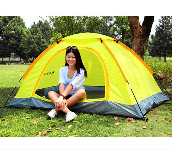 1-2 Person Rain/Wind proof Outdoor Camping Tent