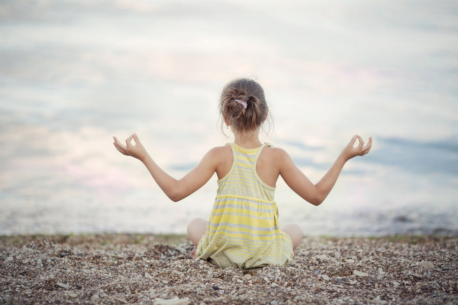 The Benefits of Meditation For Kids