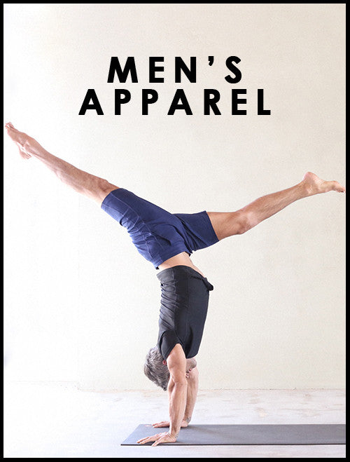 Online Shopping Catalogue: Men's Apparel